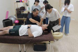 リハビリ勉強会 肩関節周囲炎